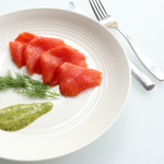 graved lachs with honey mustard dill sausce, recipe